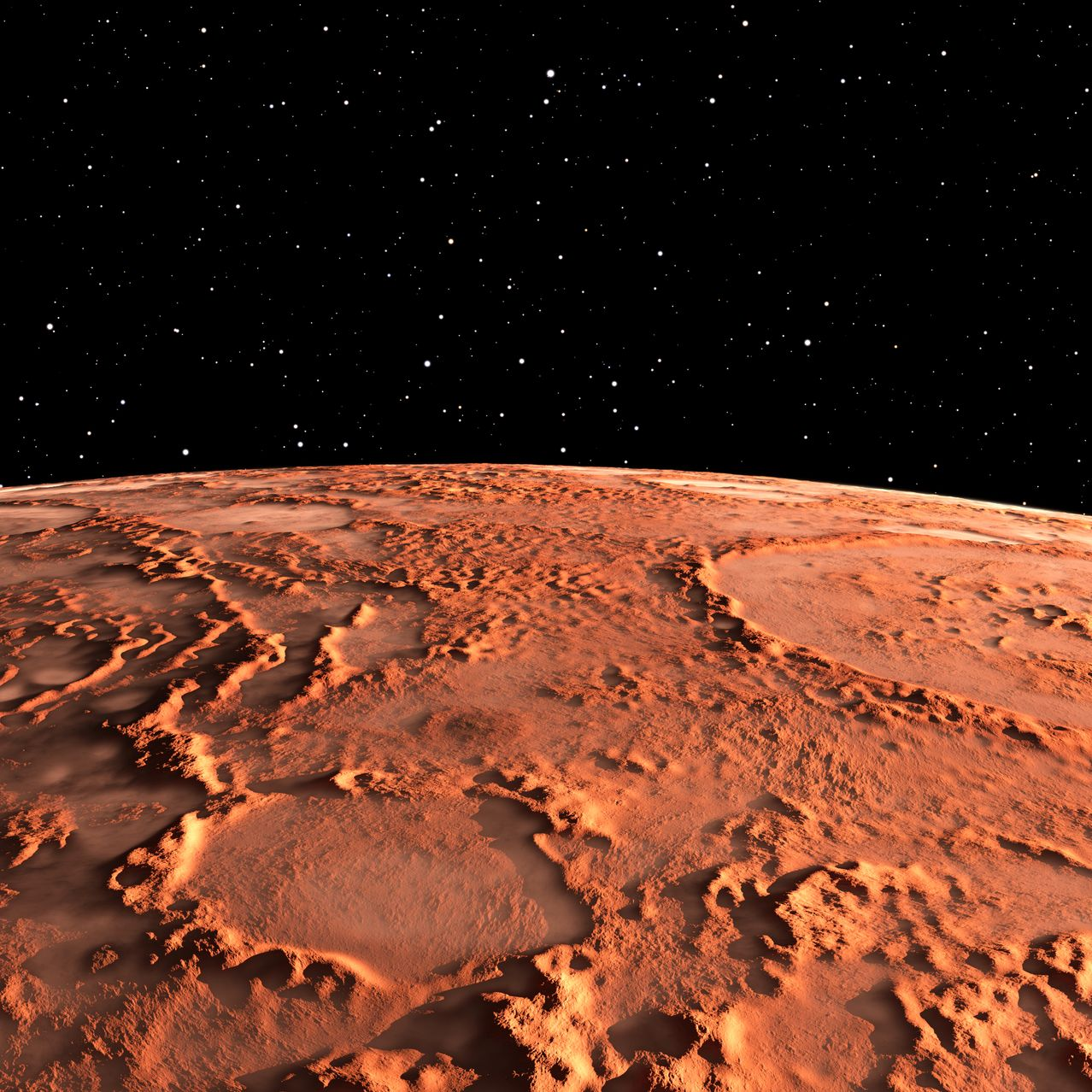 For NASA, It Should Be Mars or Bust